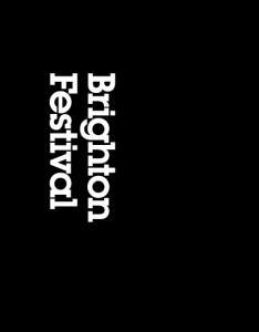 Brighton Fest logo2013