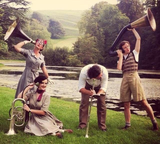 ear trumpet littlebredy - credit Rik Irons-Mclean