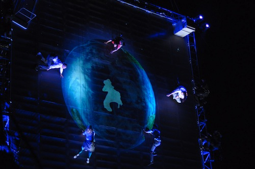 Wired Aerial Theatre - by Tracey Tutt - Low Res