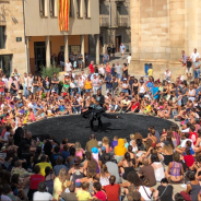 Without Walls and brilliant UK work at FiraTarrega